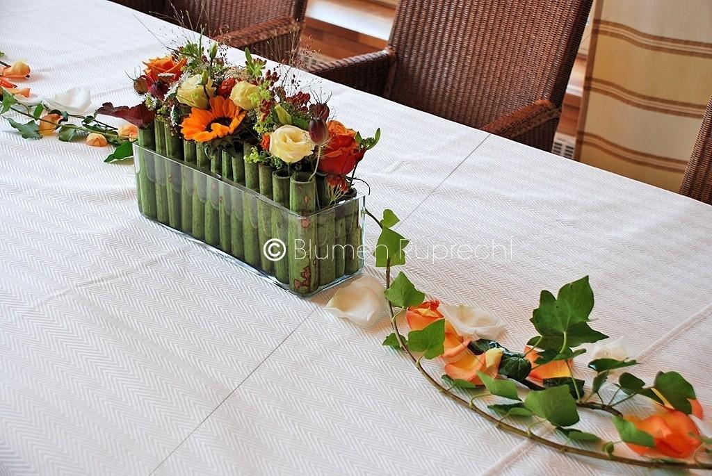 Hochzeitfloristik Blumen Ruprecht Gleisdorf