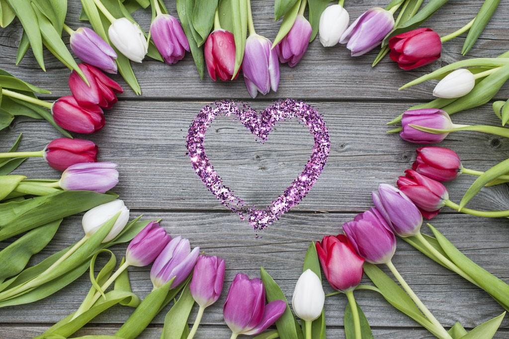 Blumen im märz  Herzenstage vom 17. - 19.März 2016 bei Blumen Ruprecht Gleisdorf